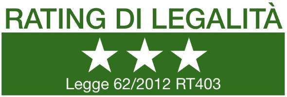 Rating legalità